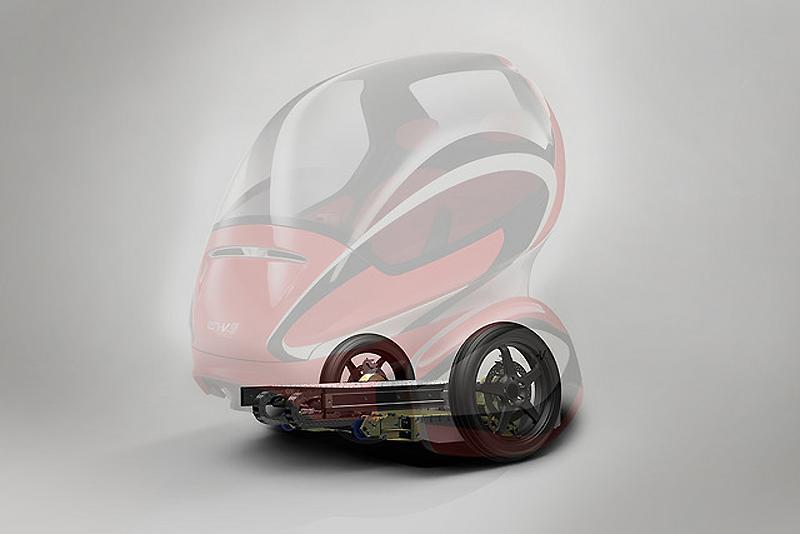 594 Машина будущего