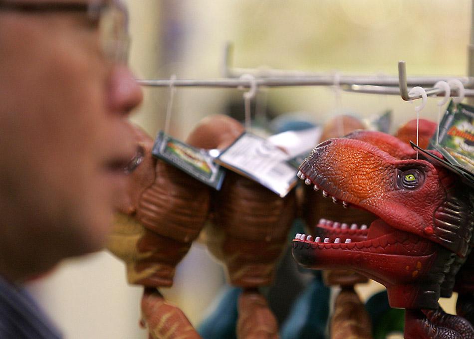 Выставка-ярмарка игрушек в Гонконге