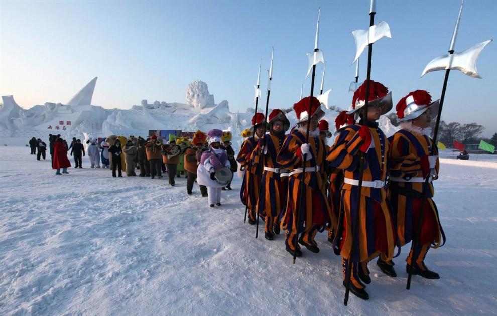 67 990x630 Международный фестиваль льда и снега в Харбине