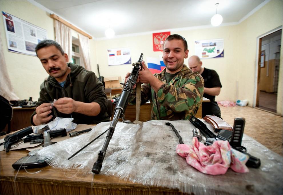 813 990x682 Учения милицейского спецназа в Кургане