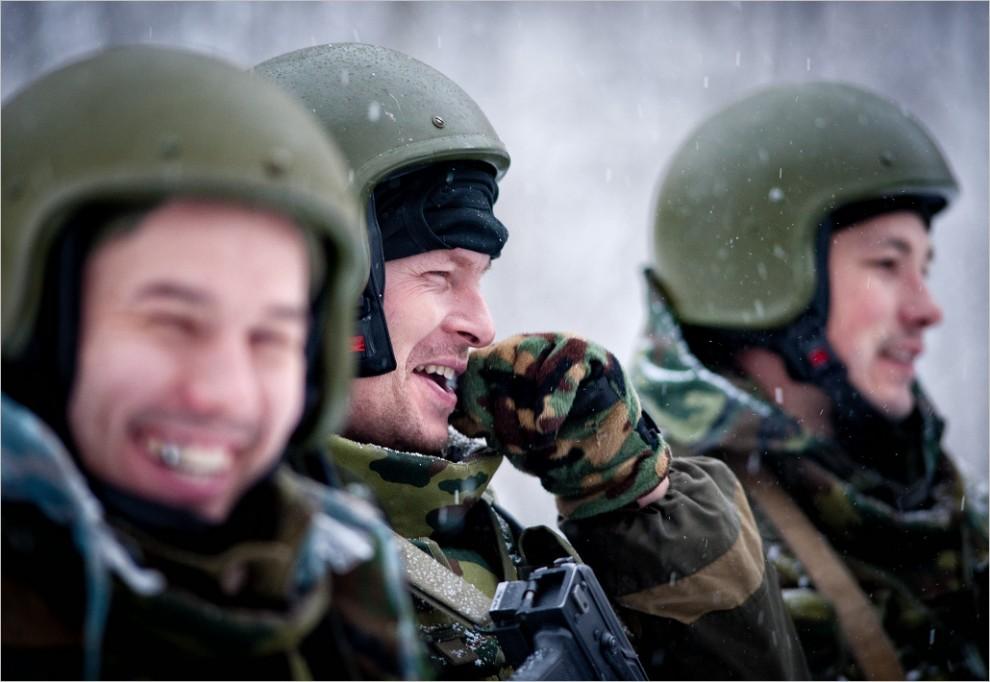 861 990x682 Учения милицейского спецназа в Кургане