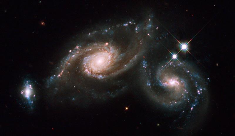 919 Фото далекого космоса, сделанные телескопом Хаббл