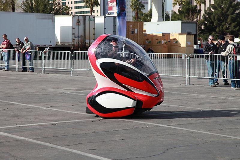 976 Машина будущего