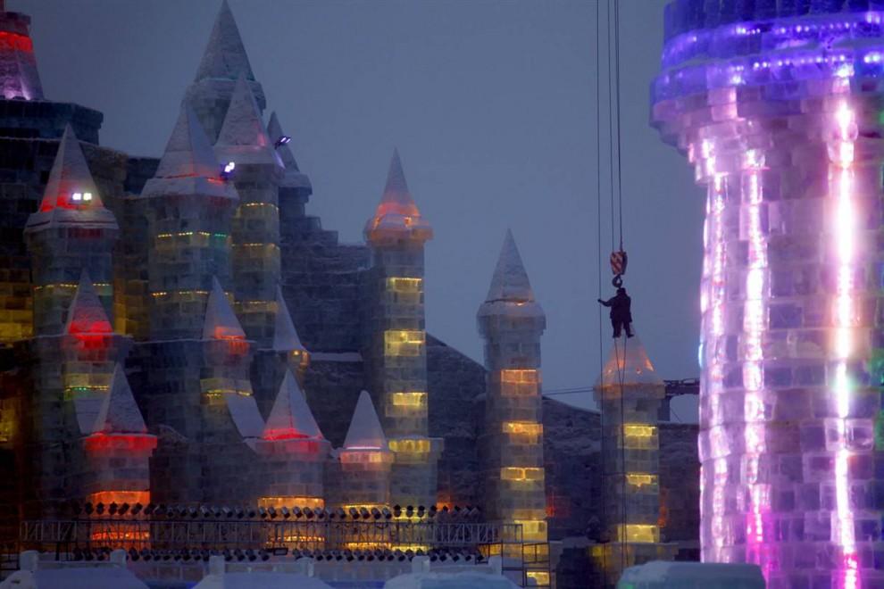 98 990x660 Международный фестиваль льда и снега в Харбине