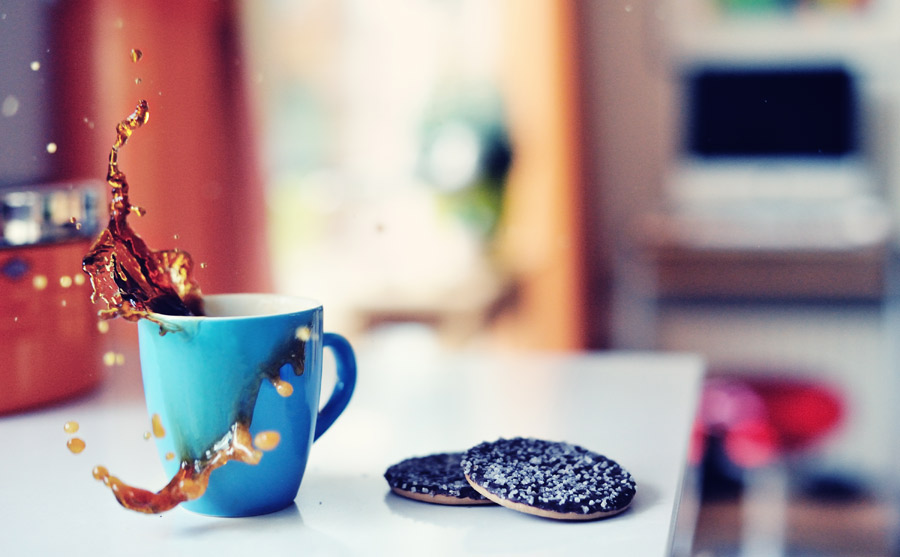DVP 0579 Кофейные брызги
