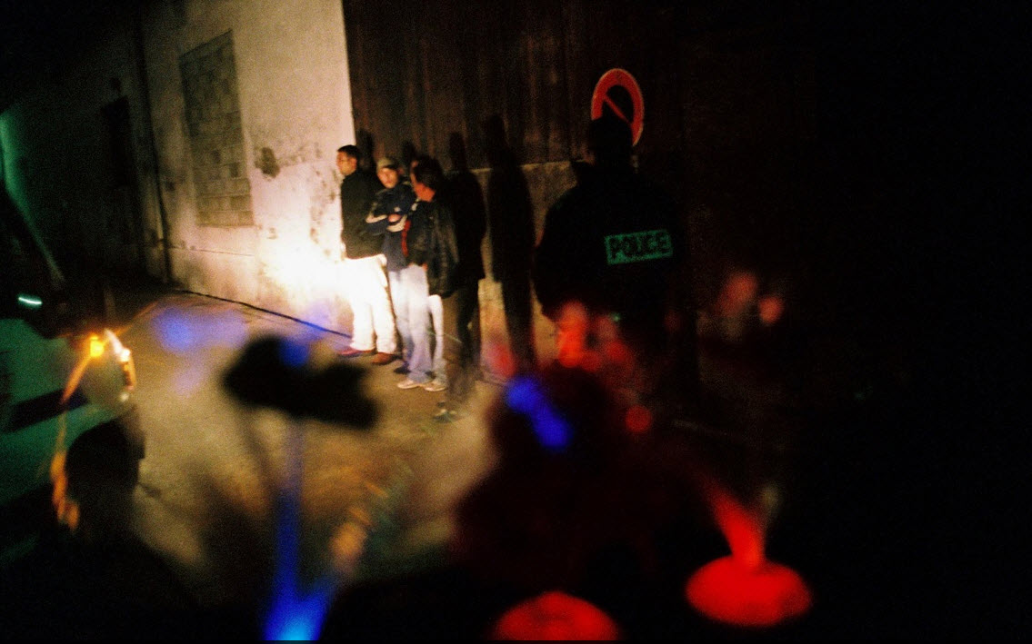 SNAG 07 Проституция во Франции