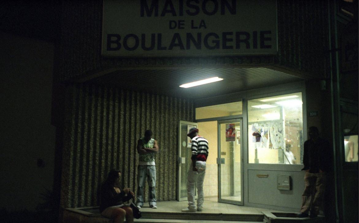 SNAG 14 Проституция во Франции