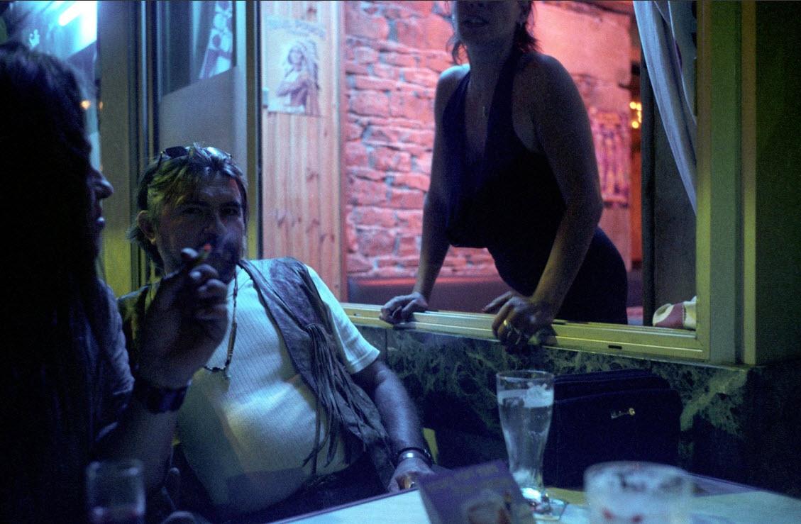 SNAG 17 Проституция во Франции