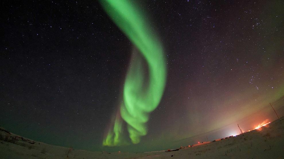 aurora01 Северное сияние