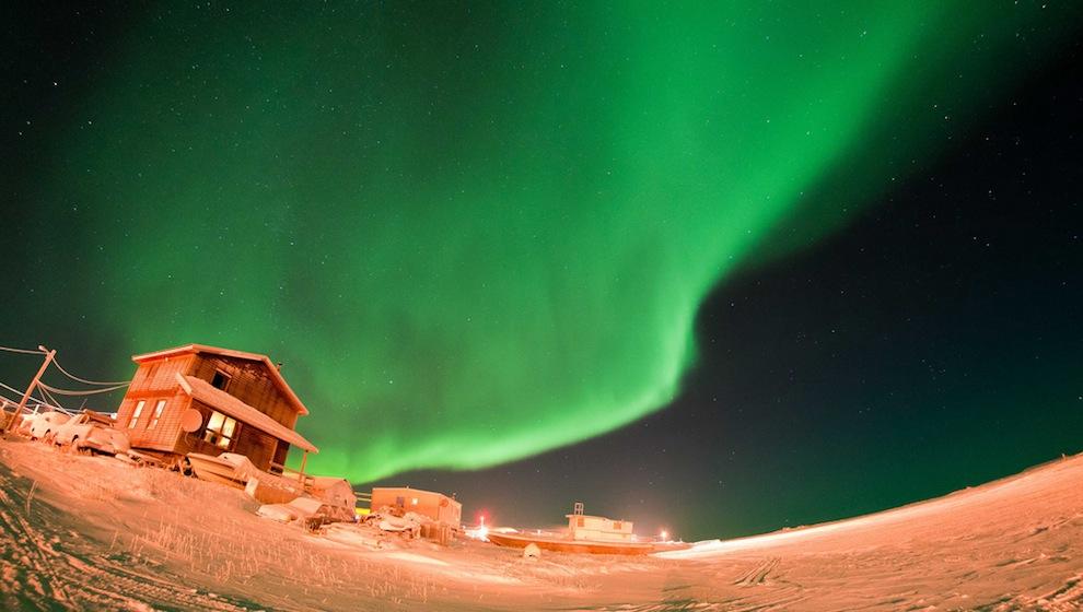 aurora02 Северное сияние
