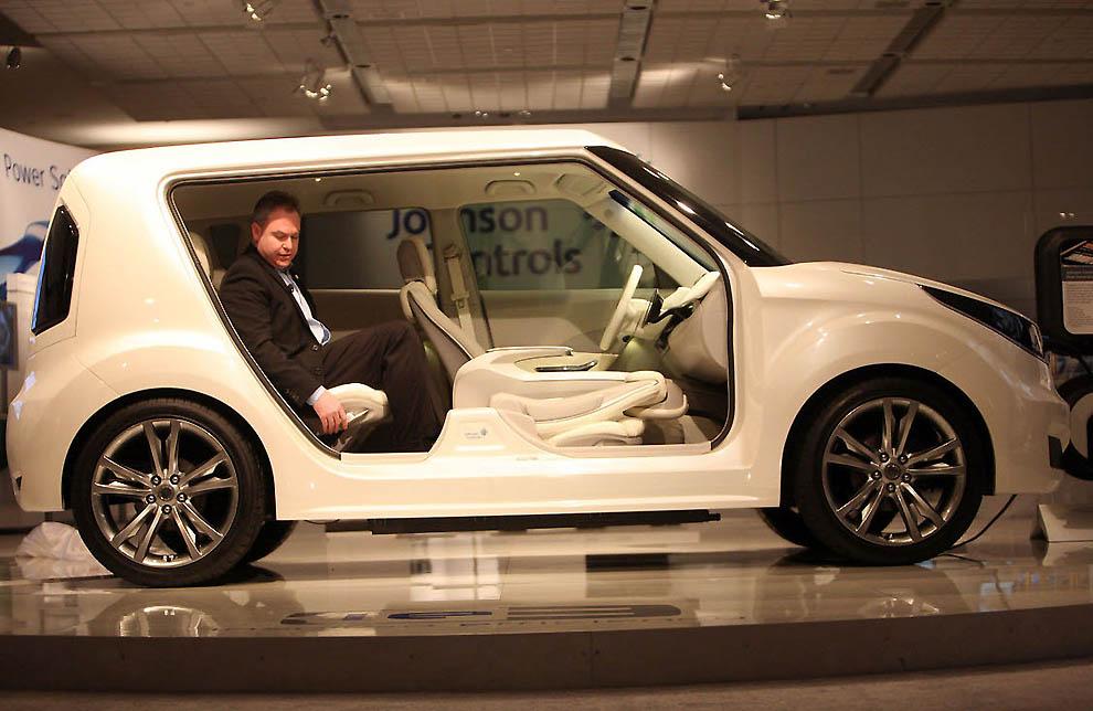 auto10 23 й международный североамериканский автосалон в Детройте