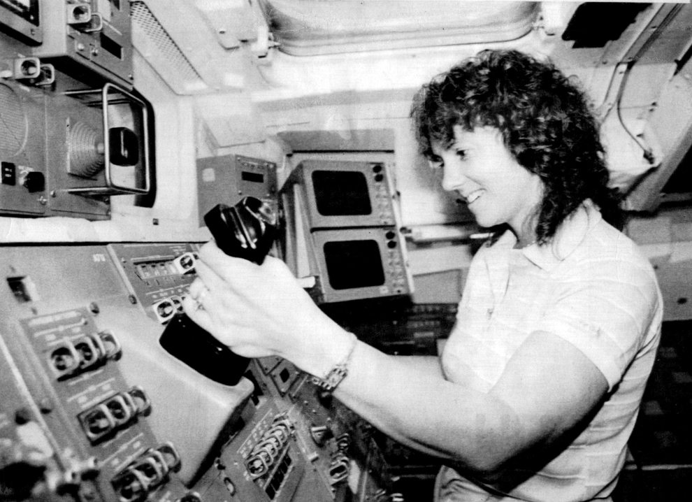 bp10 shuttle Challenger bencana 25 tahun kemudian