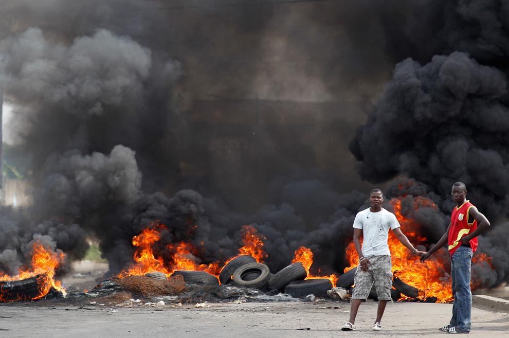 bp120000 Политический тупик Кот дИвуара