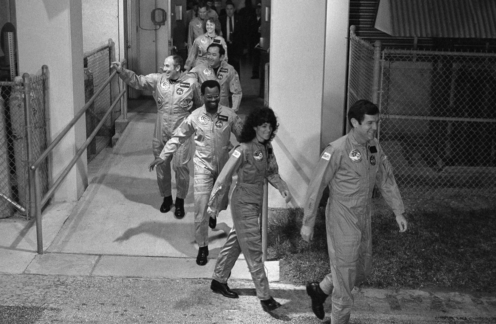 bp16 shuttle Challenger bencana 25 tahun kemudian