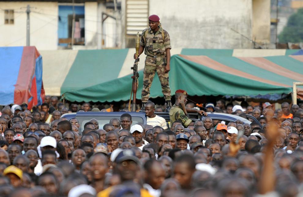 bp160000 Политический тупик Кот дИвуара