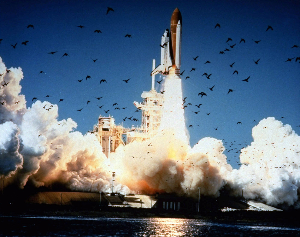 bp17 shuttle Challenger bencana 25 tahun kemudian