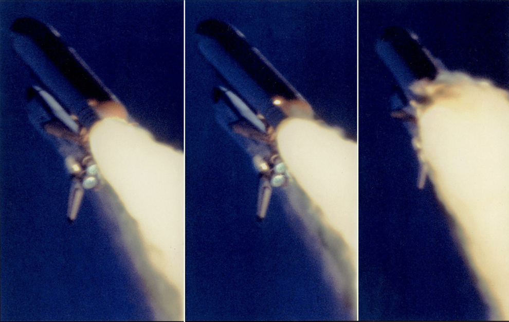 bp19 shuttle Challenger bencana 25 tahun kemudian