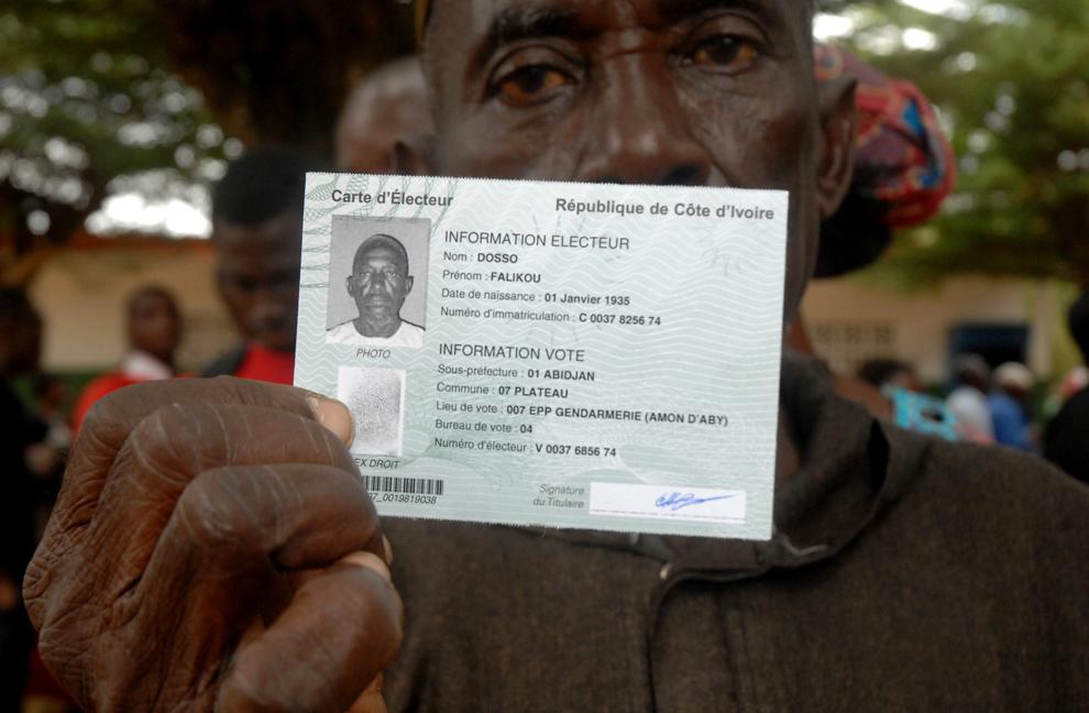 bp200000 Политический тупик Кот дИвуара