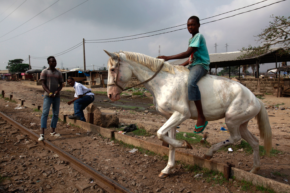 bp200001 Политический тупик Кот дИвуара