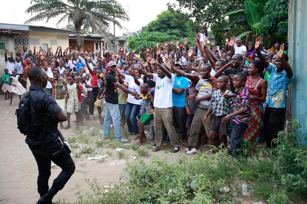 bp240000 Политический тупик Кот дИвуара