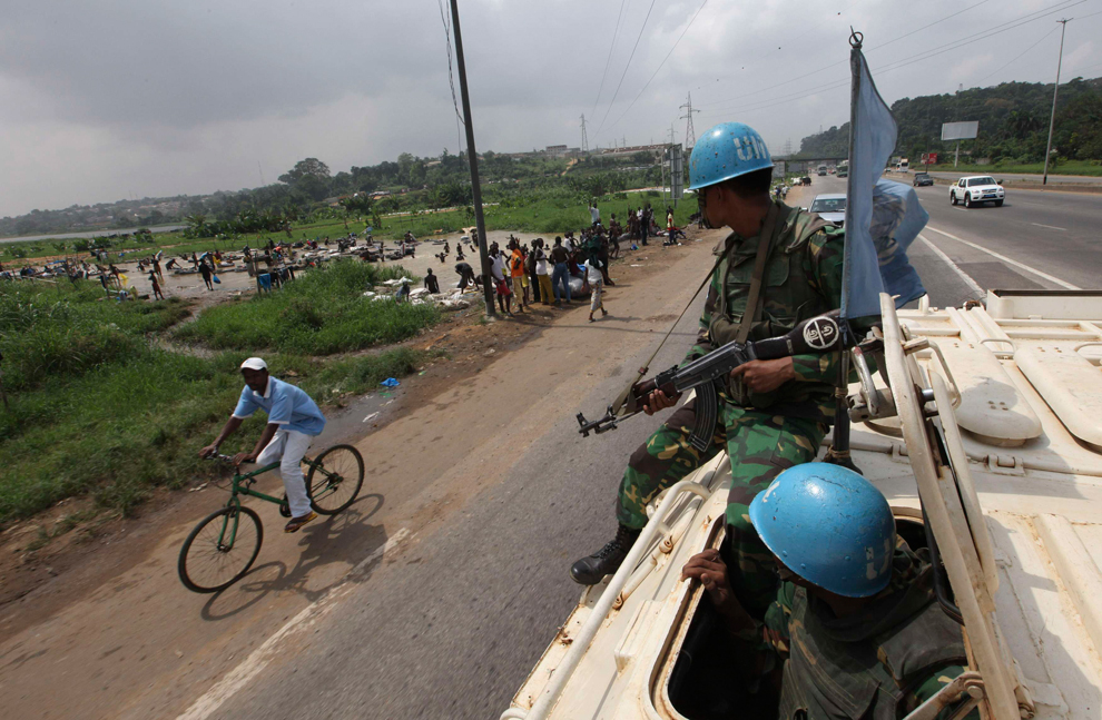 bp250000 Политический тупик Кот дИвуара