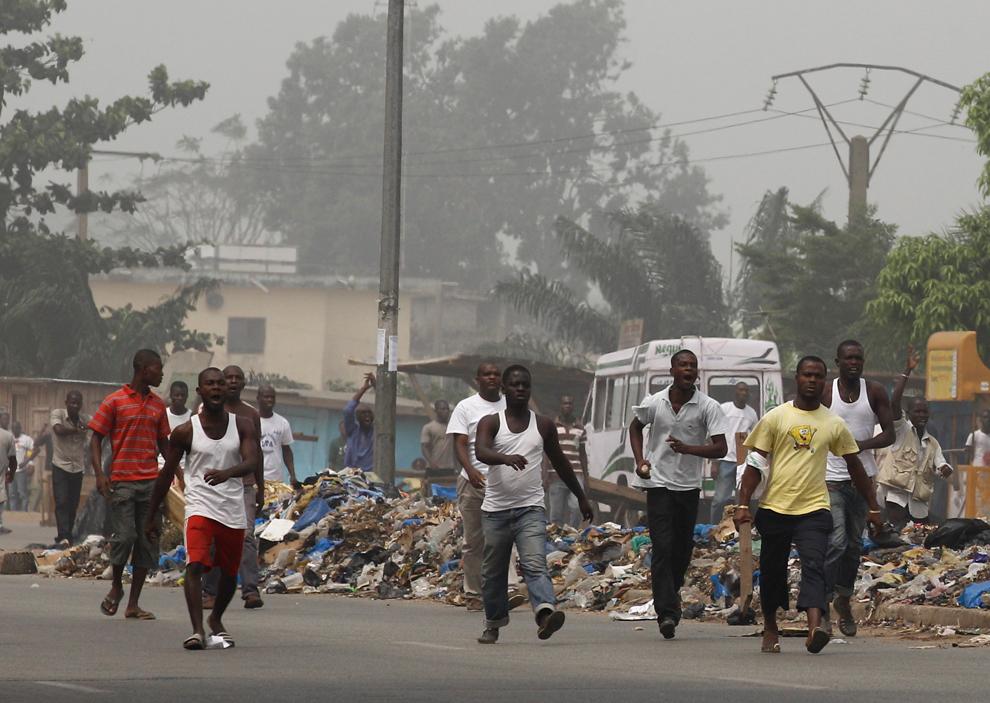bp290000 Политический тупик Кот дИвуара