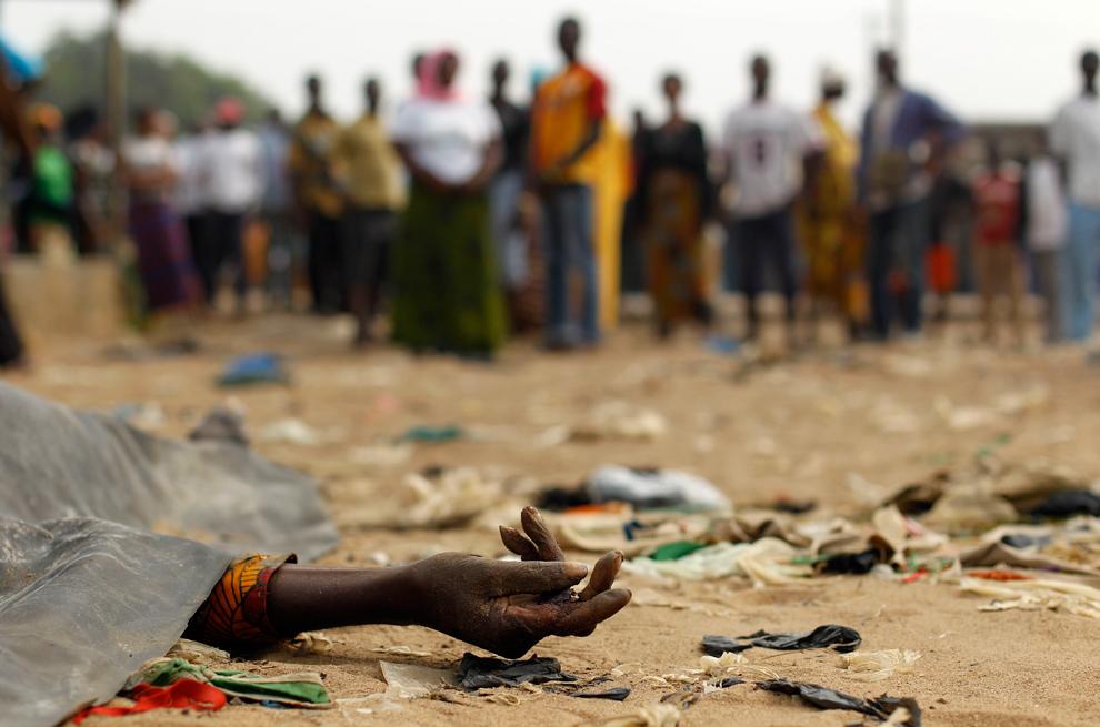 bp310000 Политический тупик Кот дИвуара