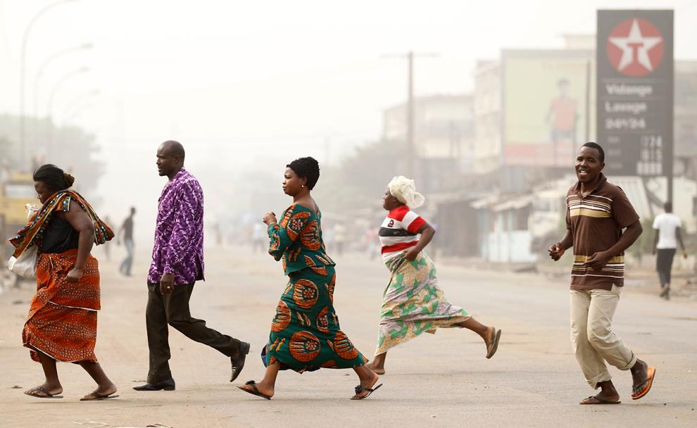 bp320000 Политический тупик Кот дИвуара