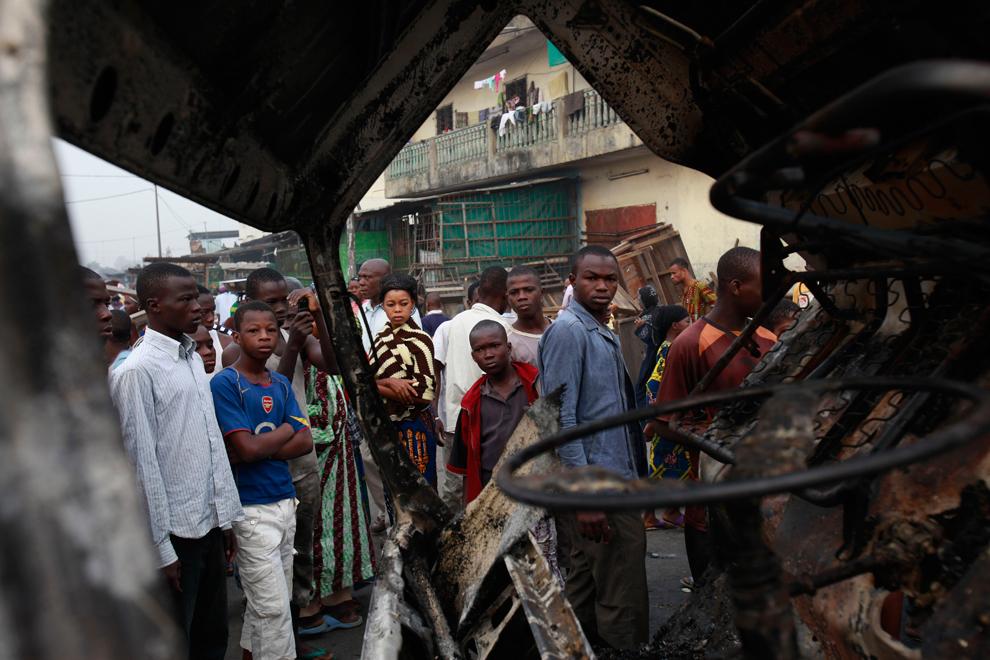 bp330000 Политический тупик Кот дИвуара