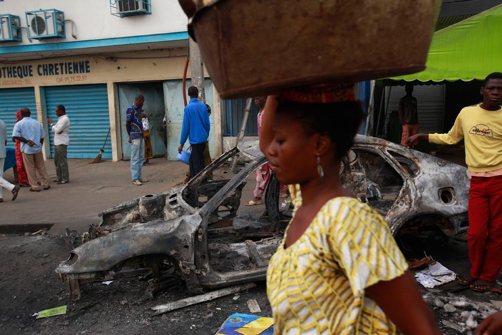 bp340000 Политический тупик Кот дИвуара