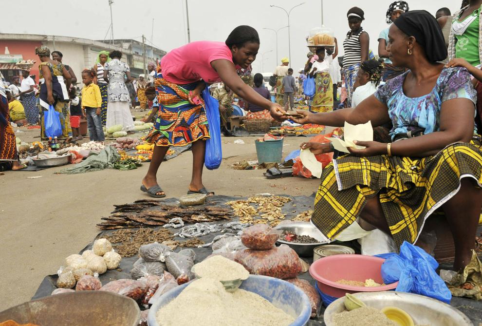bp350000 Политический тупик Кот дИвуара
