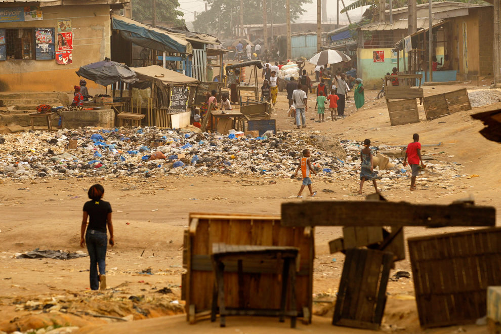 bp360000 Политический тупик Кот дИвуара
