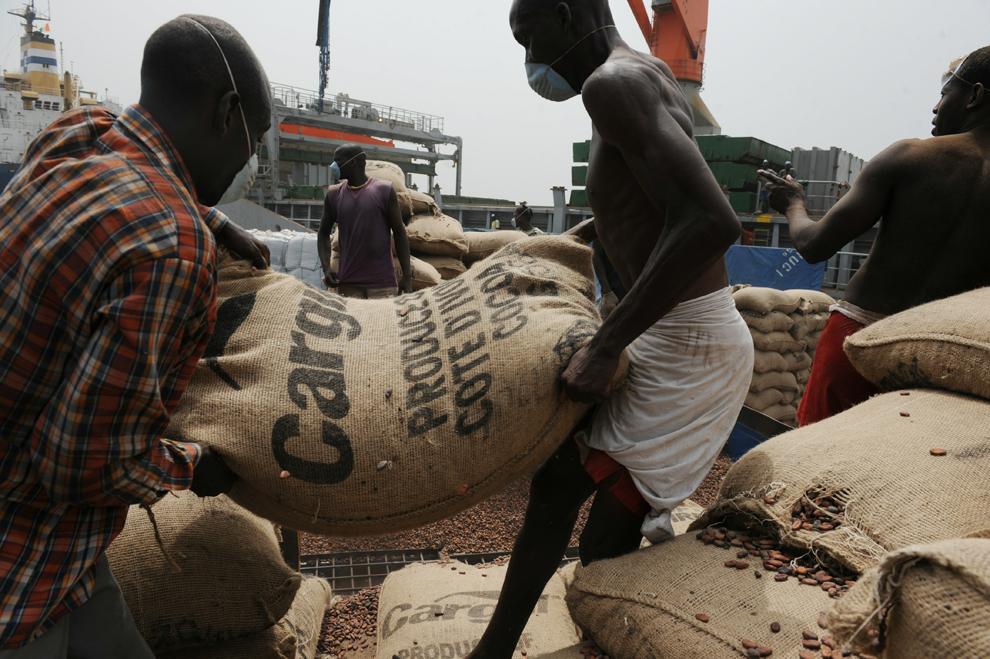 bp370000 Политический тупик Кот дИвуара