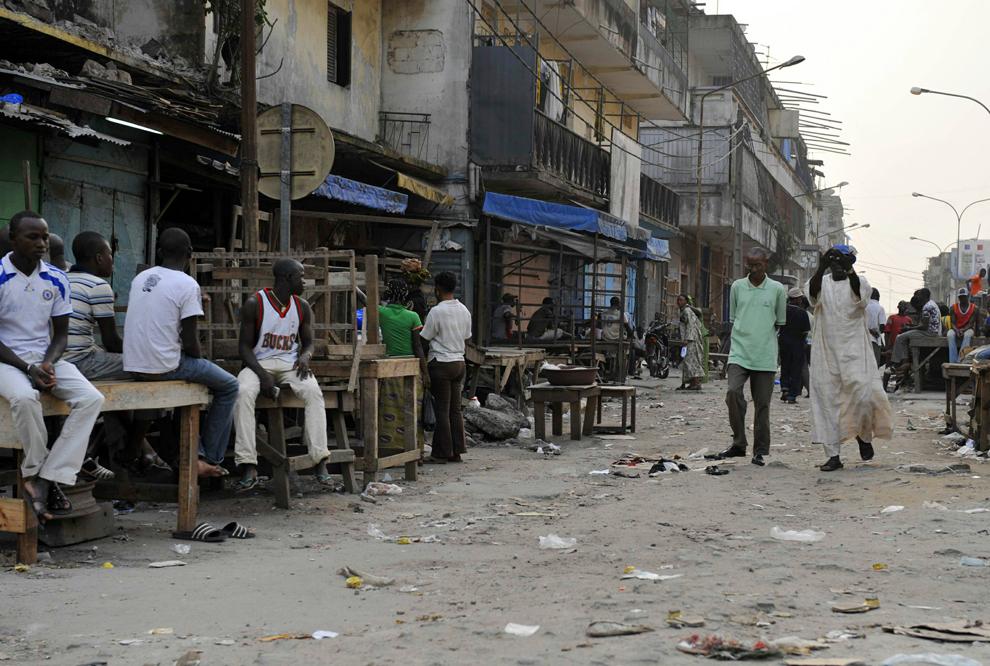 bp380000 Политический тупик Кот дИвуара