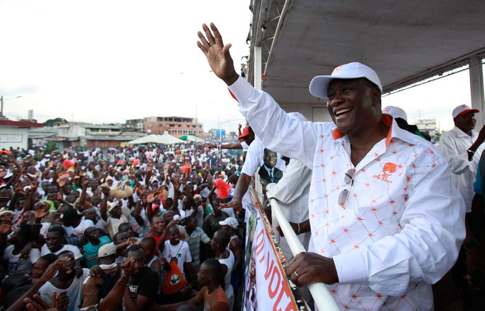 bp400000 Политический тупик Кот дИвуара