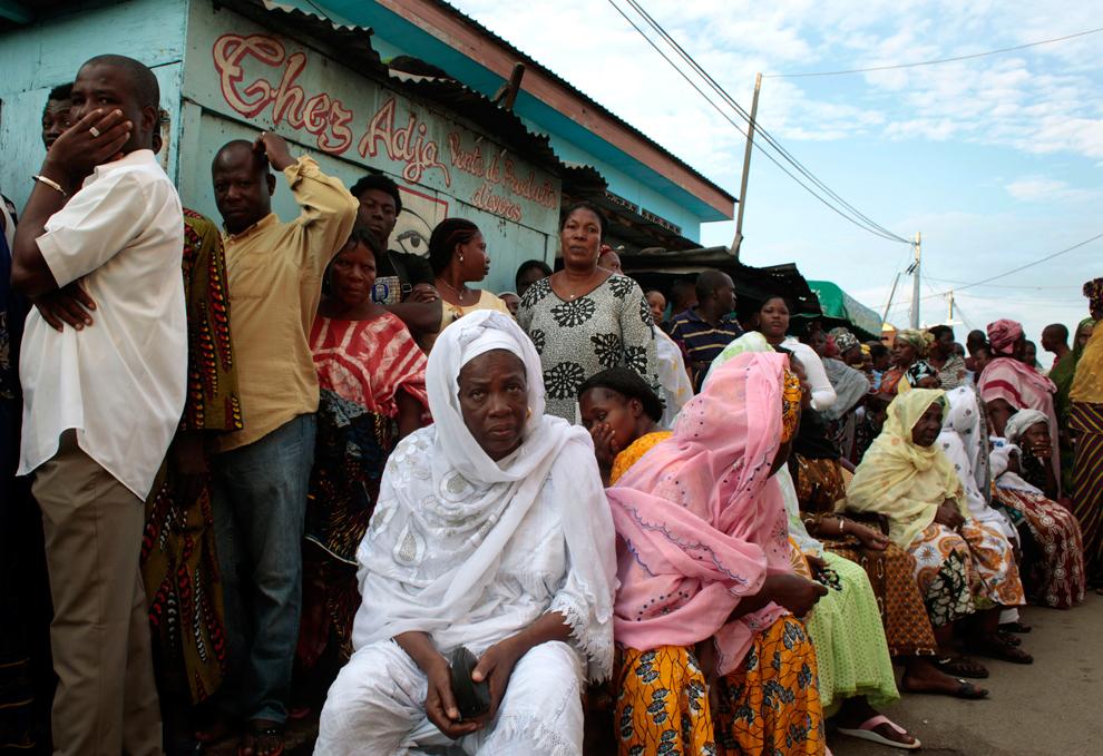 bp600000 Политический тупик Кот дИвуара