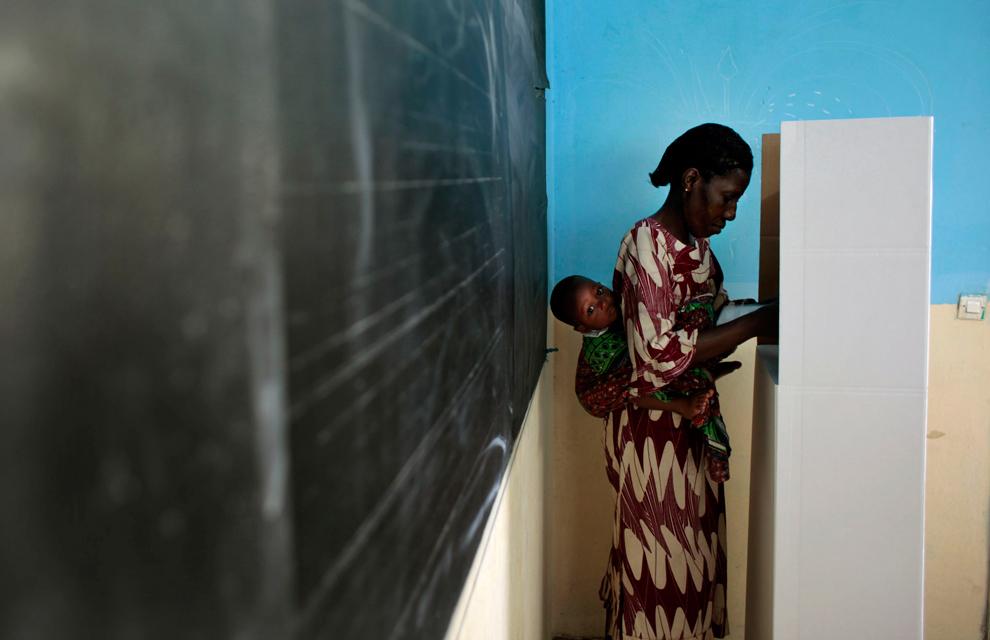 bp700000 Политический тупик Кот дИвуара