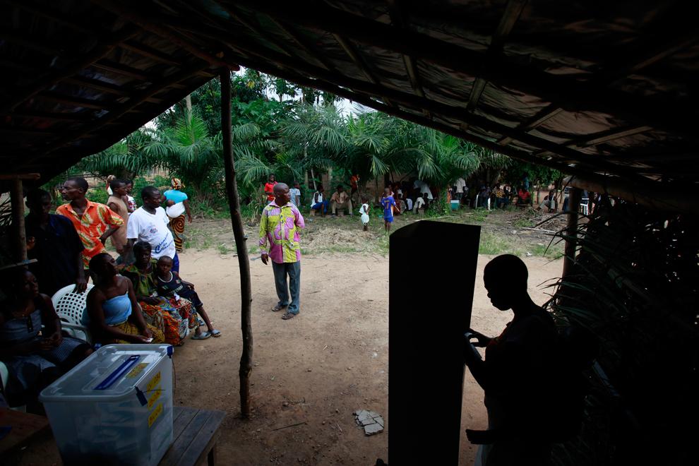 bp800000 Политический тупик Кот дИвуара