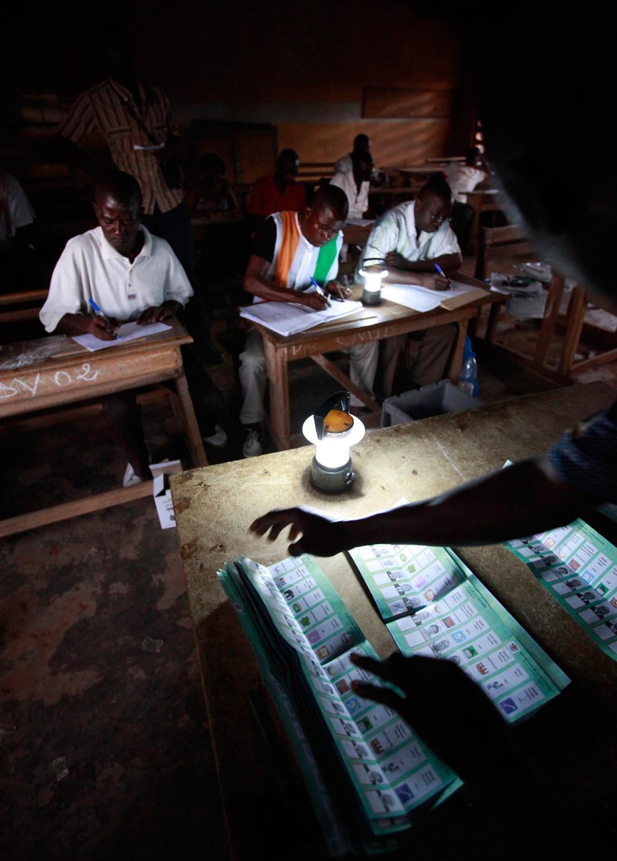 bp900000 Политический тупик Кот дИвуара