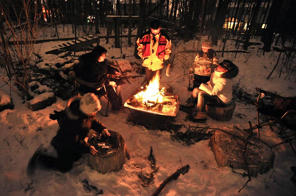 c21 9359 Рождественские праздники 2010: фото со всего мира