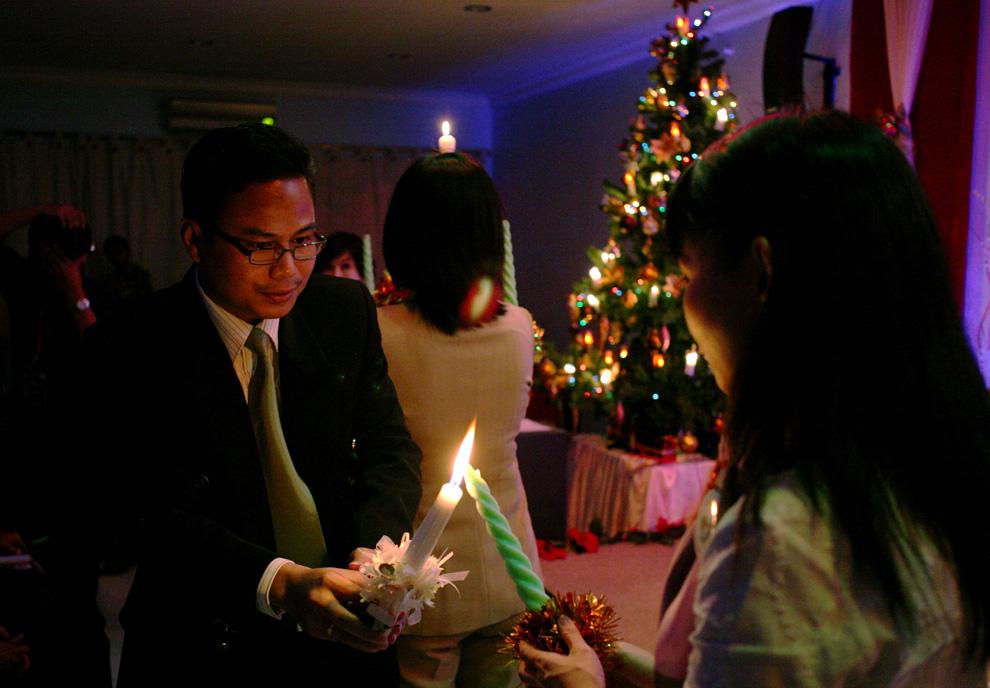 c32 9384 Рождественские праздники 2010: фото со всего мира