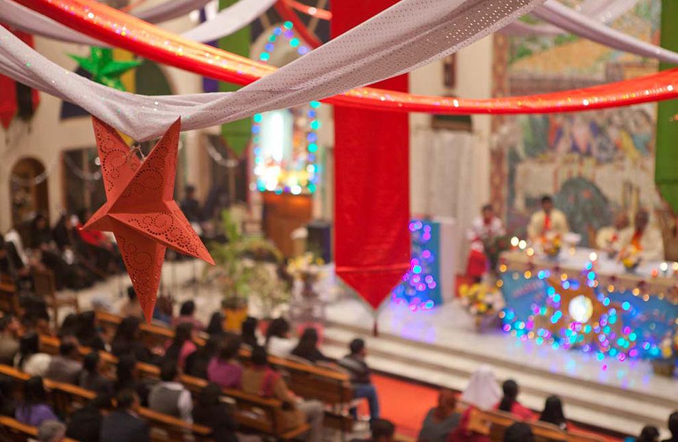 c33 9383 Рождественские праздники 2010: фото со всего мира