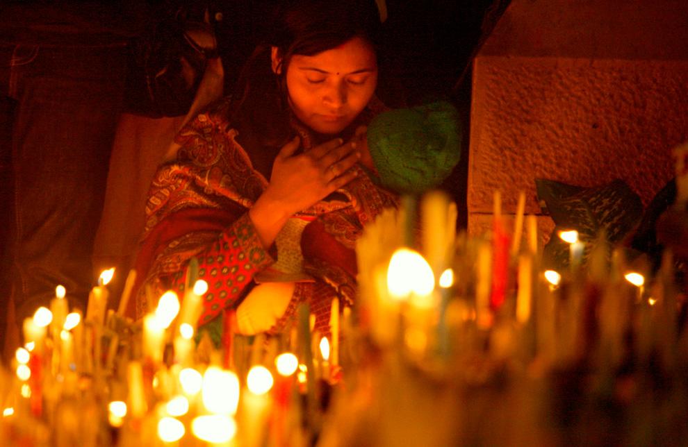 c36 9365 Рождественские праздники 2010: фото со всего мира