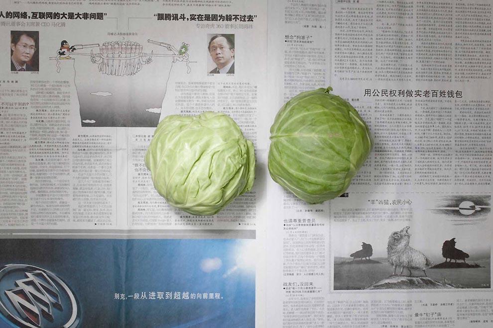 chinafood05 За чертой бедности в Китае