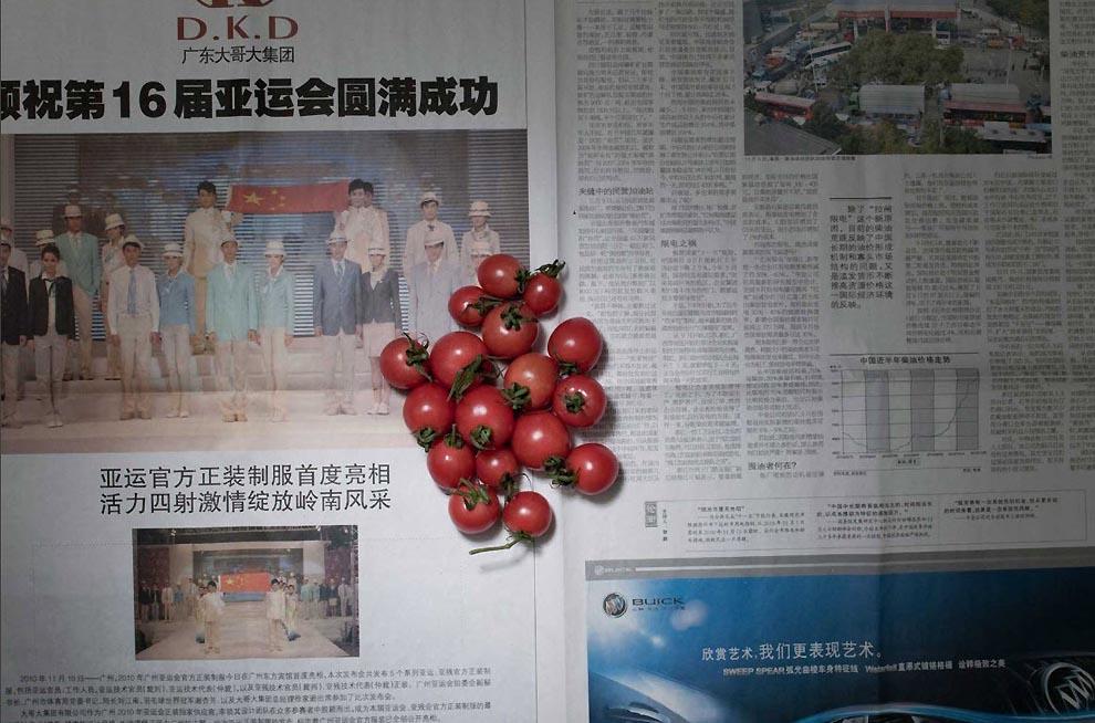 chinafood07 За чертой бедности в Китае