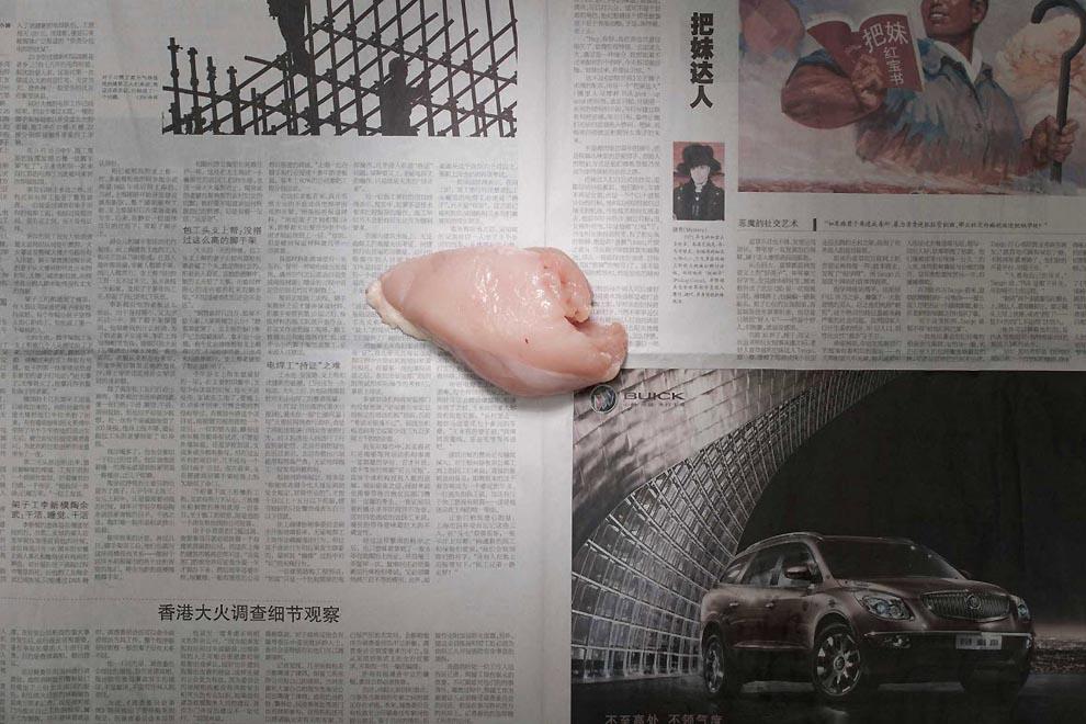 chinafood11 За чертой бедности в Китае