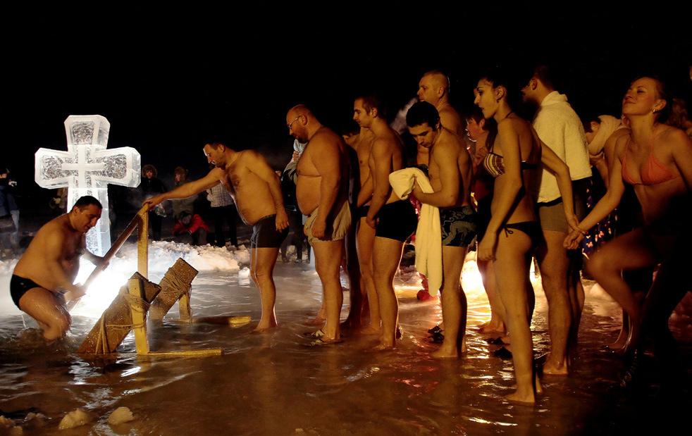 epiphao8 Крещенские купания 2011