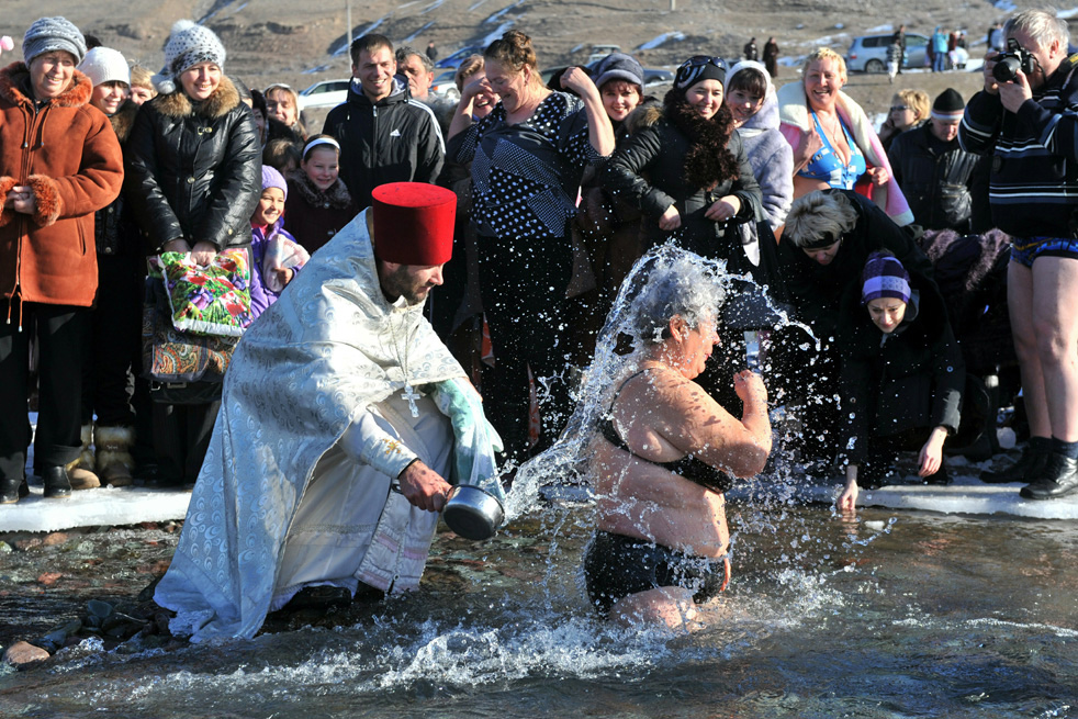 epiphaoB Крещенские купания 2011