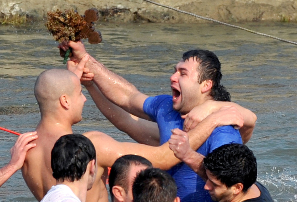 epiphaoD Крещенские купания 2011