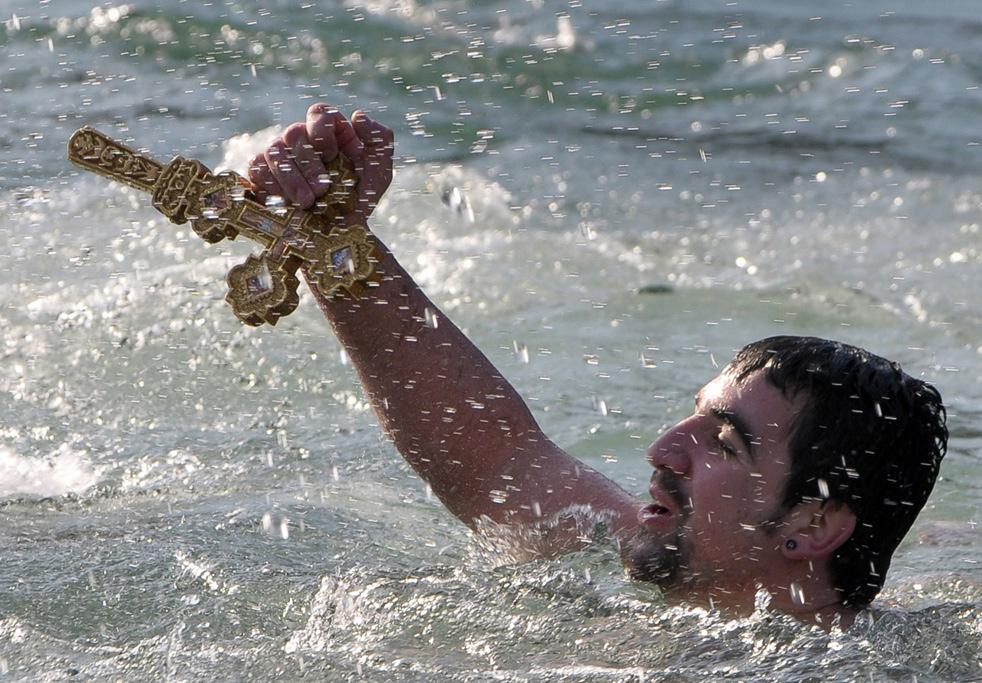 epiphaoE Крещенские купания 2011